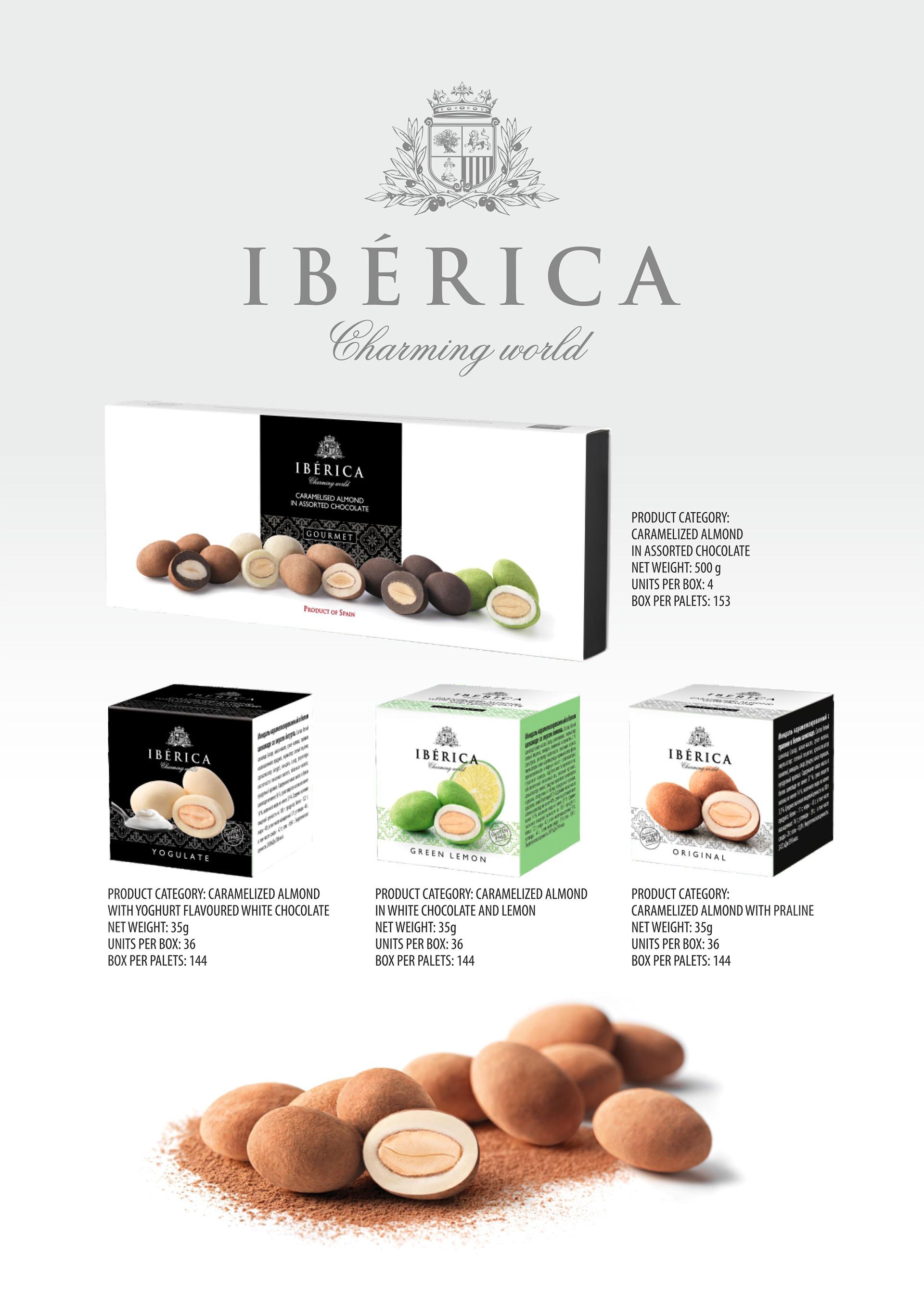 Catalogue Iberica Charming World 1