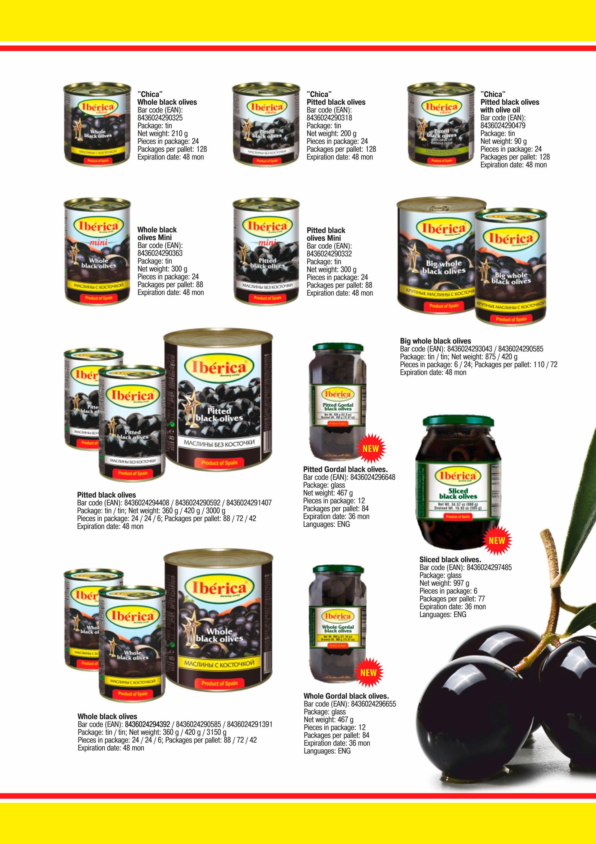 Iberica Catalogue 4