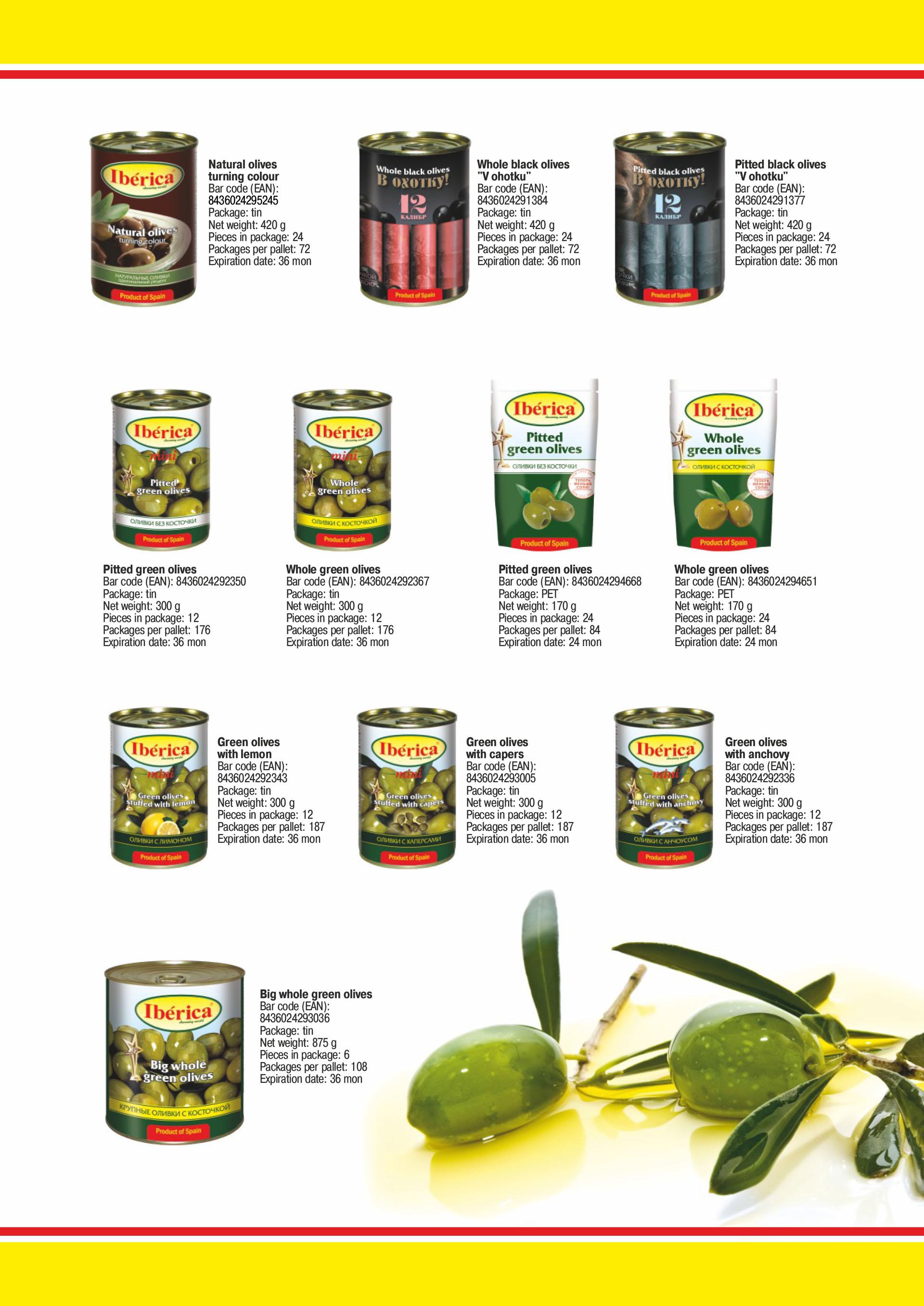 Iberica Catalogue 5