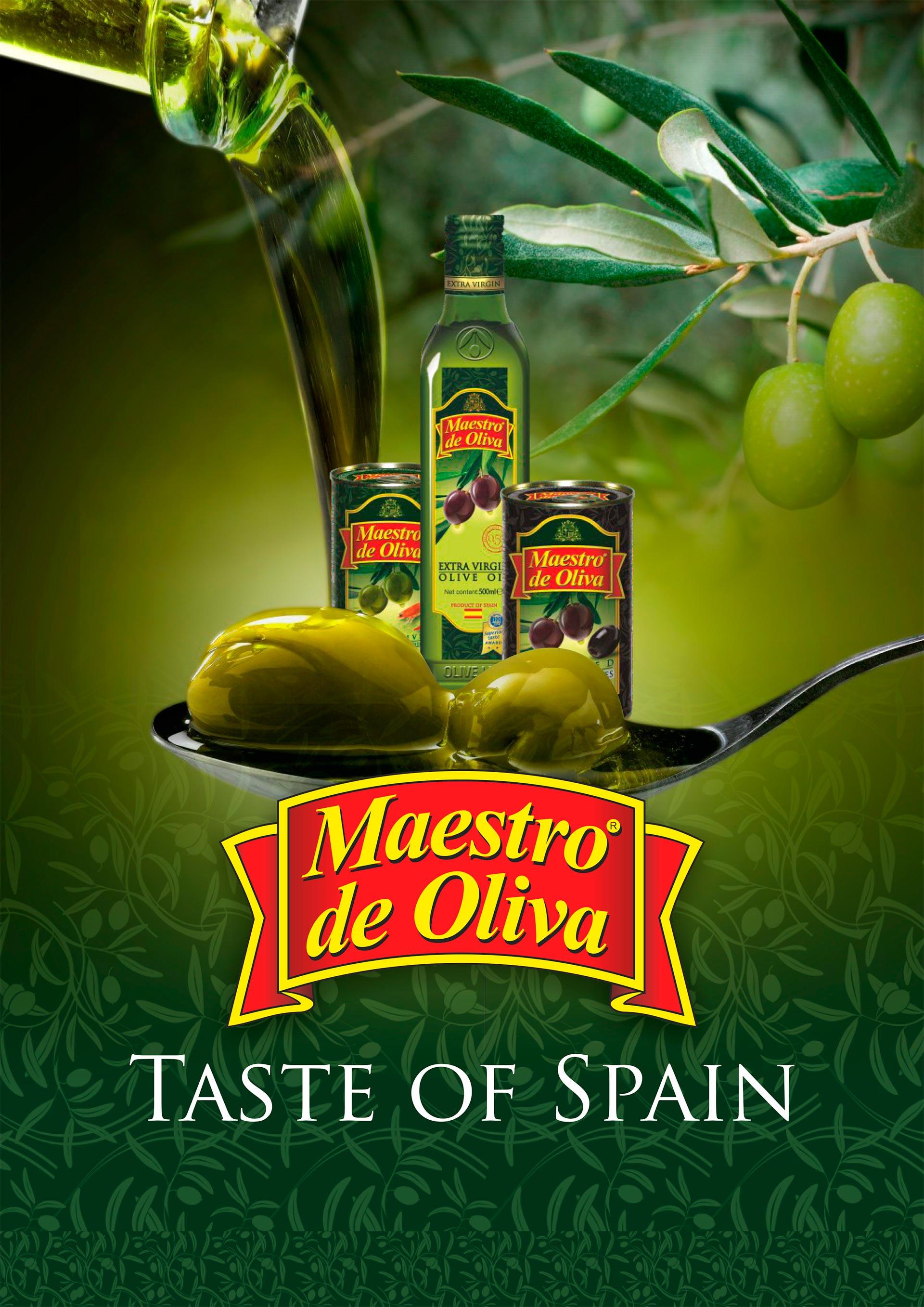 Catalogue Maestro de Oliva 1